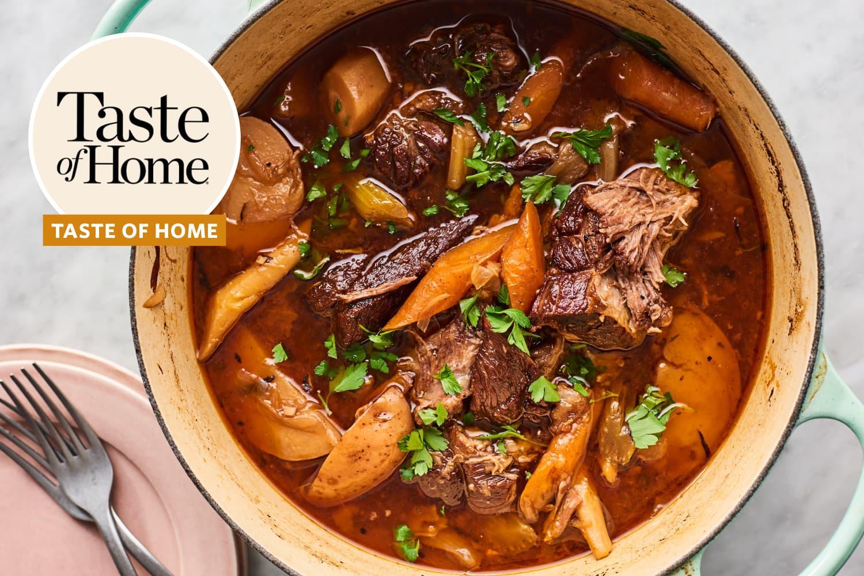 "Taste of Home's ""Ultimate"" Pot Roast Recipe Is as Good as Promised"