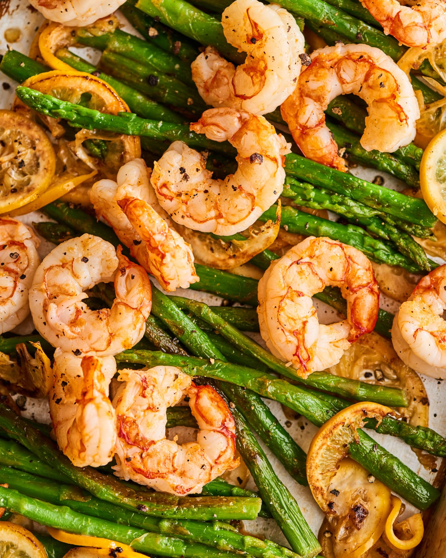 Lemony Sheet Pan Shrimp Is Ready in 10 Minutes