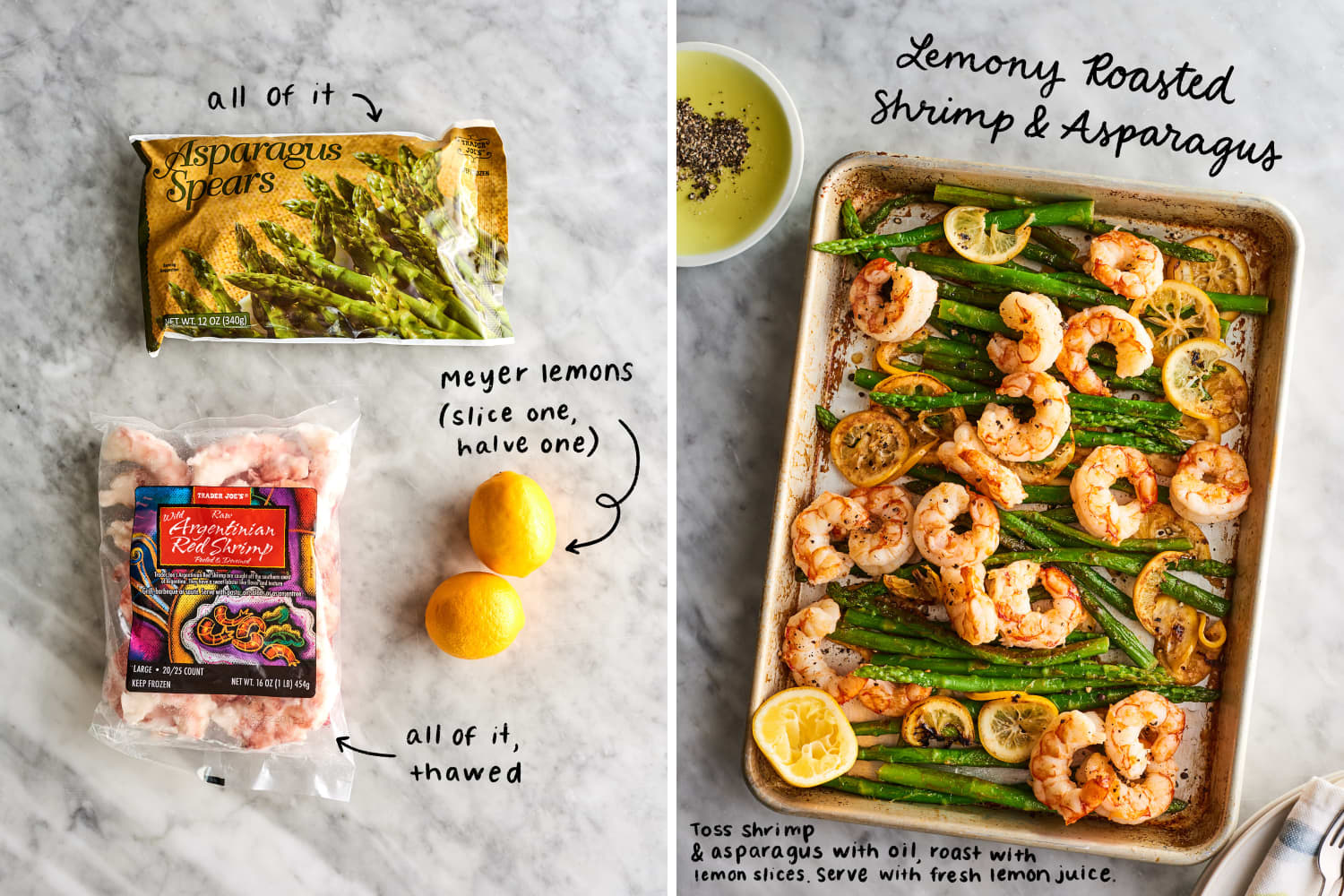 These 3-Ingredient Trader Joe's Dinners Practically Make Themselves