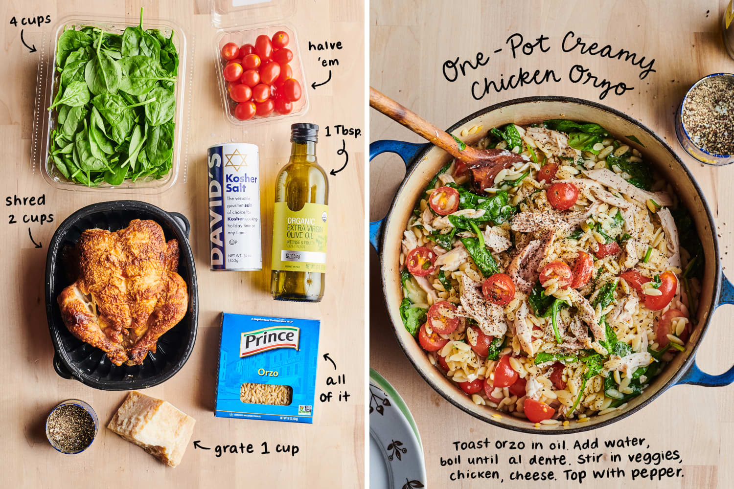 5 Quick Dinners That Start with Rotisserie Chicken
