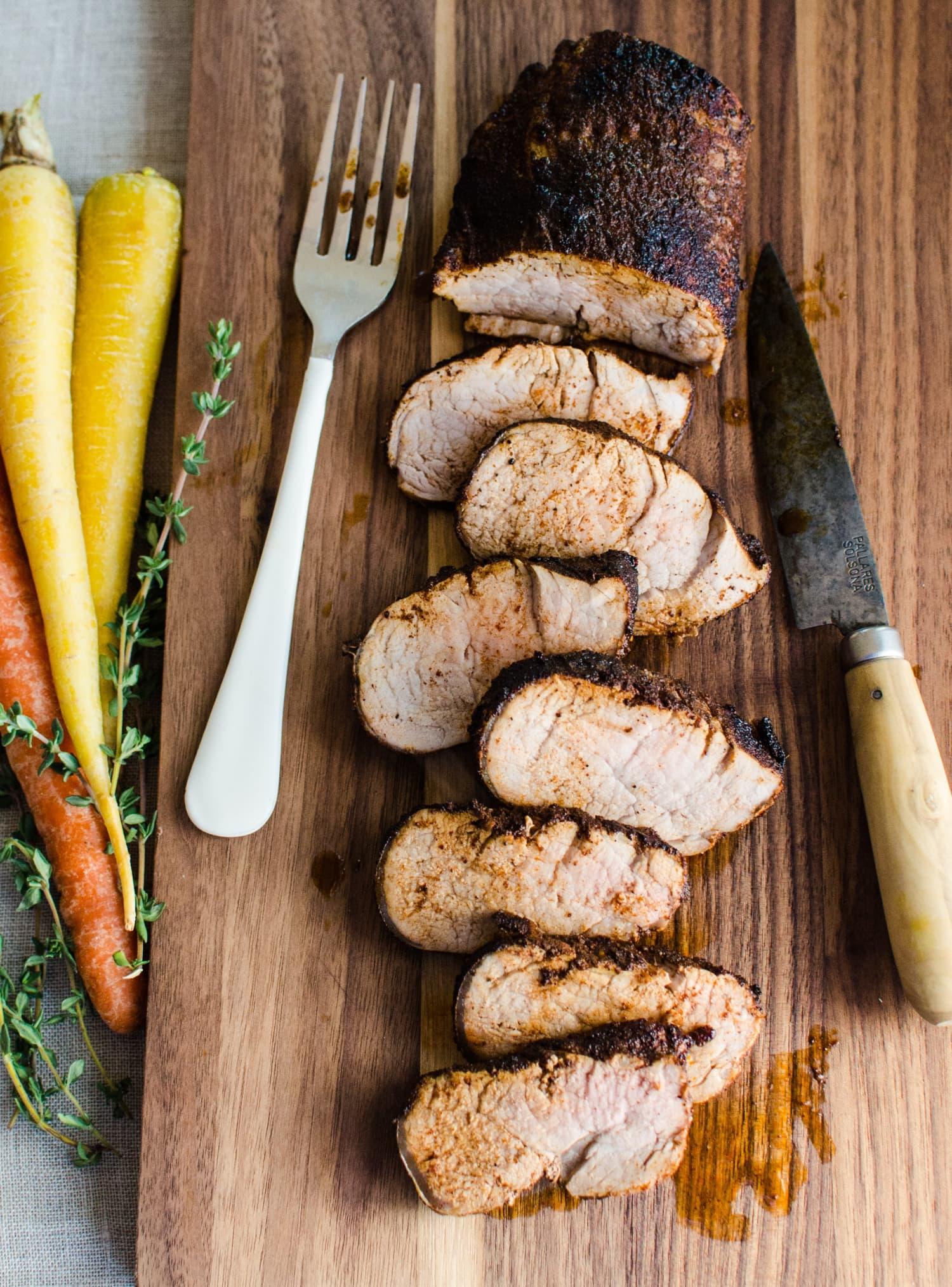 How To Cook Pork Tenderloin Four Easy Methods Kitchn