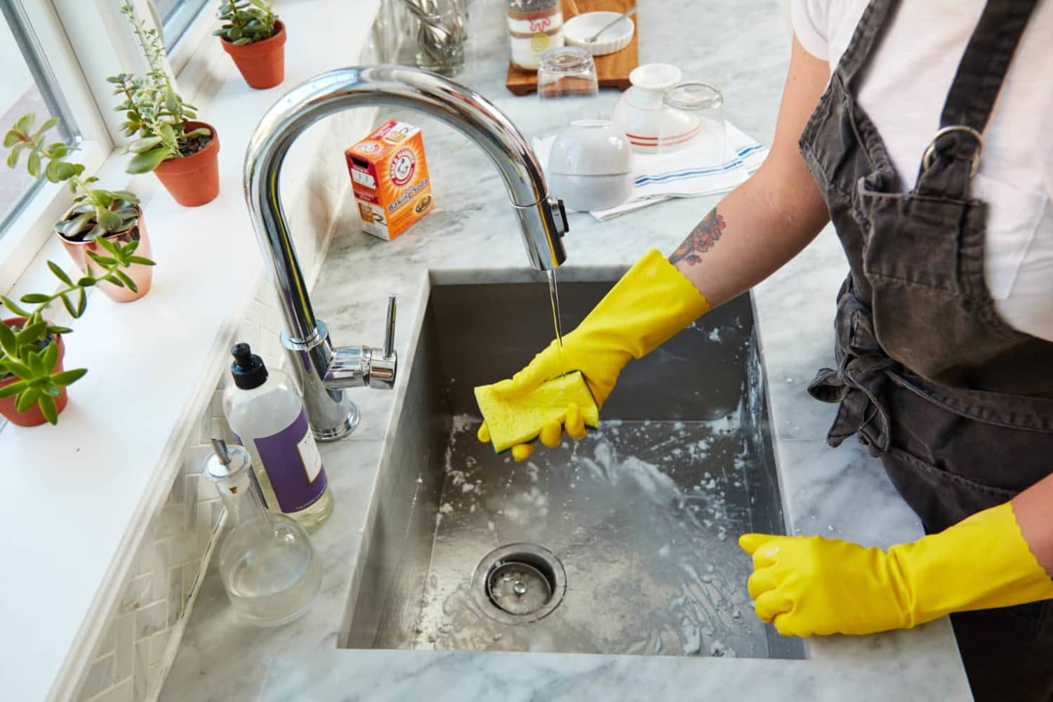 8 Tips That'll Make Dish Duty Much Faster and Easier