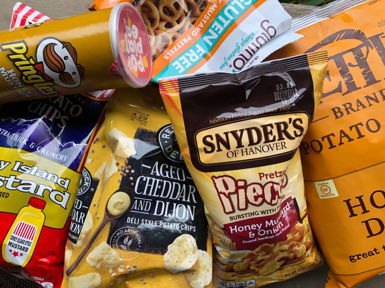 The Best Honey Mustard Snacks Pretzels Chips Kitchn