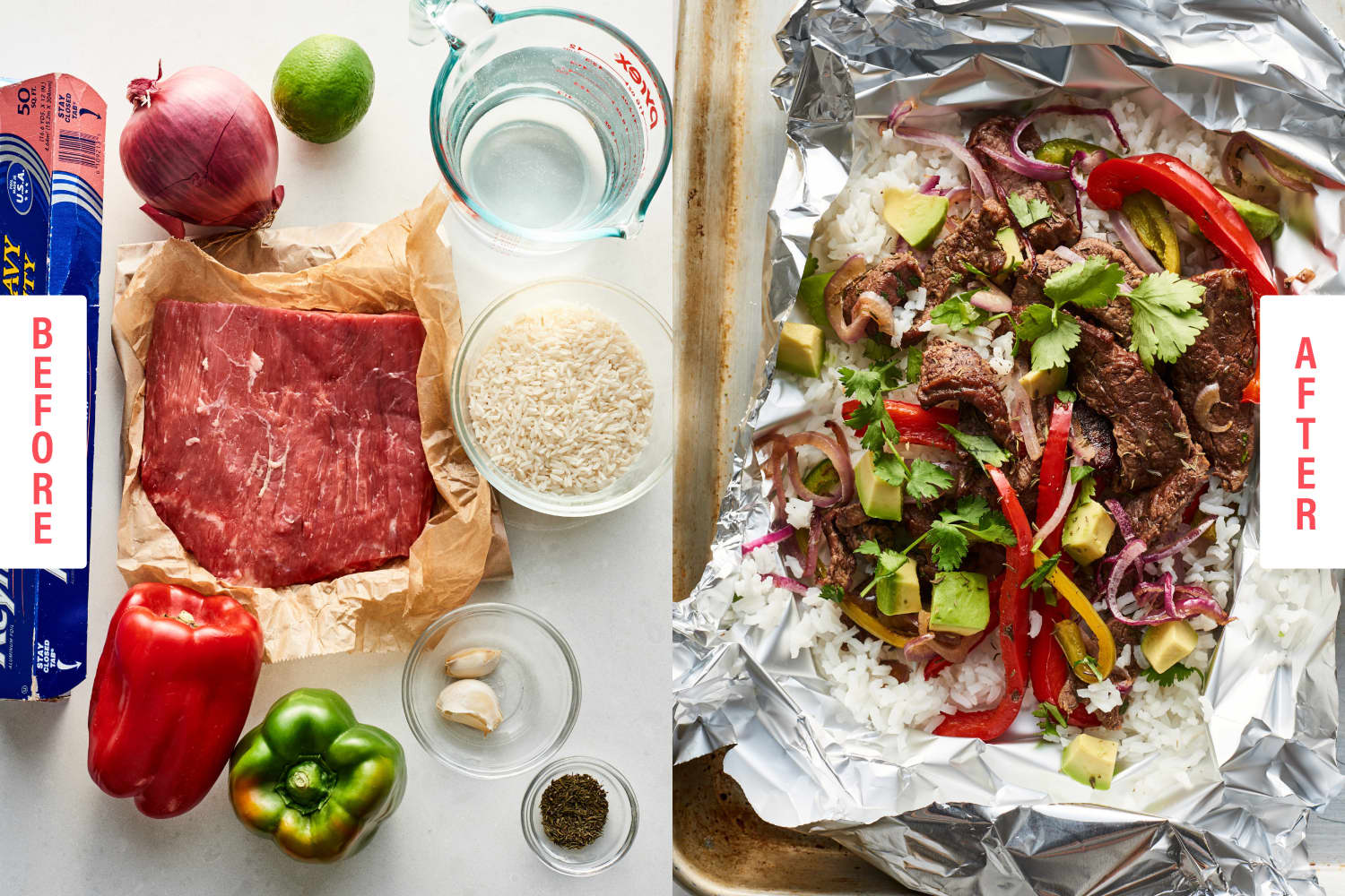 These Easy Foil Packets Make Weeknight Grilling a Breeze