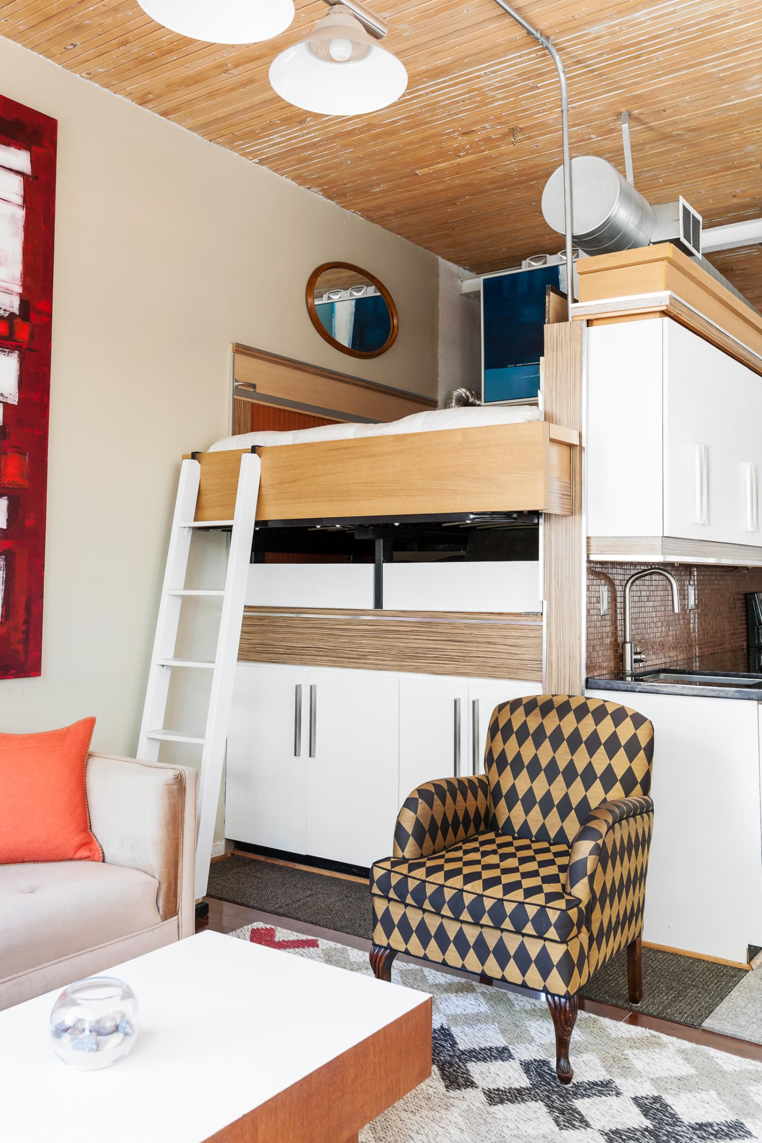10 Full Size Modern Loft Beds for Your Tiny Apartment