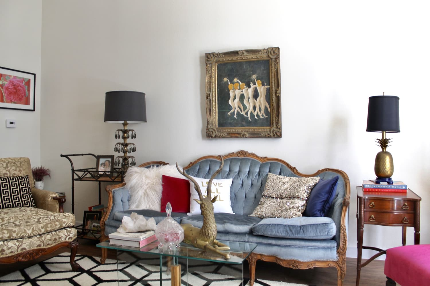 6 Secrets to Finding Vintage Treasures Online, According to Furniture Flippers