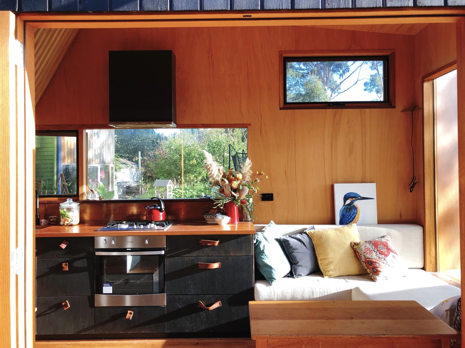 A Minimal and Modern 248-Square-Foot Tiny House Is One of the Most Beautifully Designed Homes