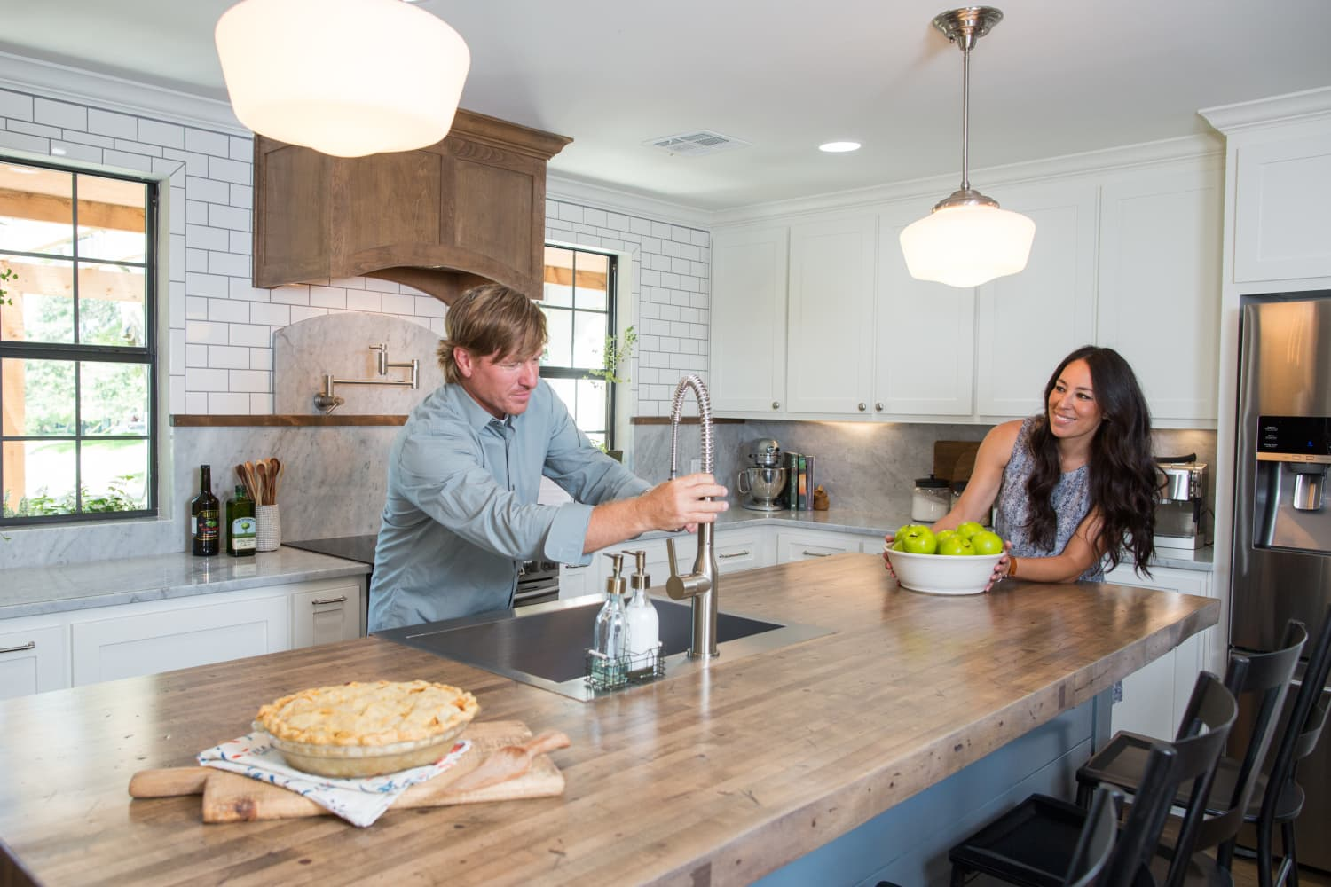 Joanna Gaines Dropped a New Kitchen Collection Just in Time for Holiday Baking