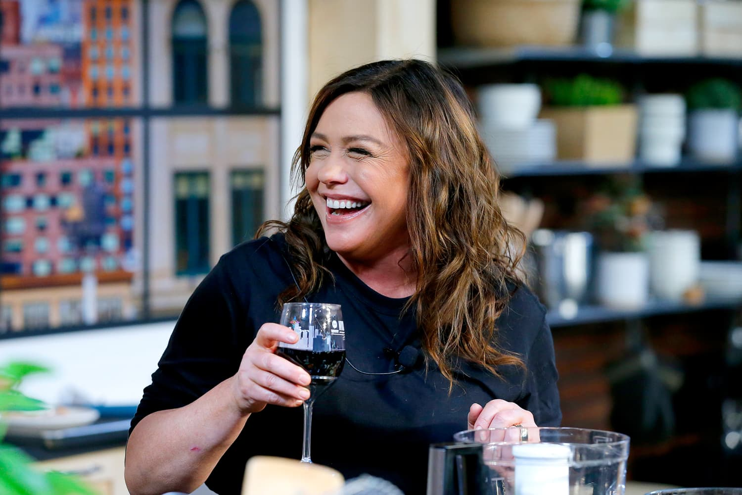 You Need to See Rachael Ray's Gorgeous Kitchen and Pantry in Upstate New York