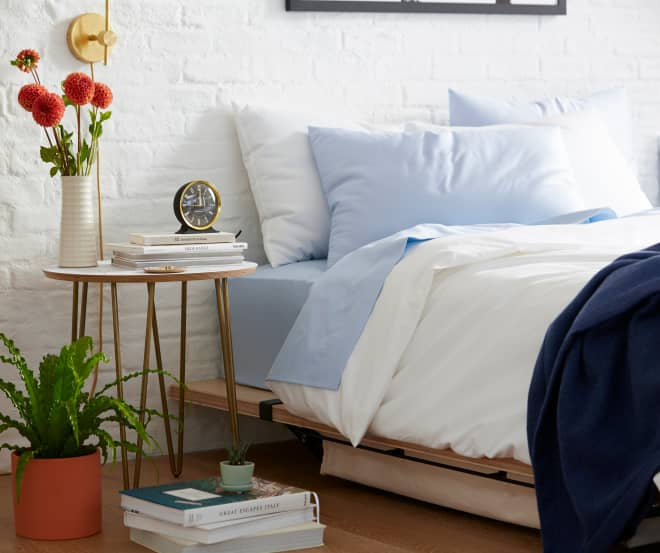 Brooklinen Just Launched a Curated Marketplace for Everything You Need to Build Your Dream Bedroom