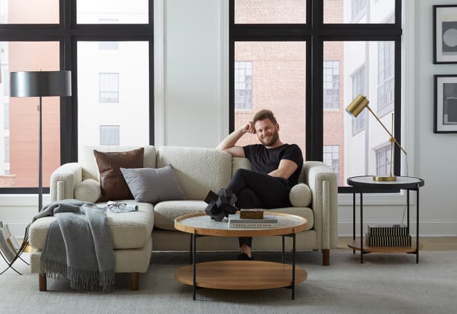 Bobby Berk Just Launched a Mid-Century Modern Furniture Line and It's Already Selling Out
