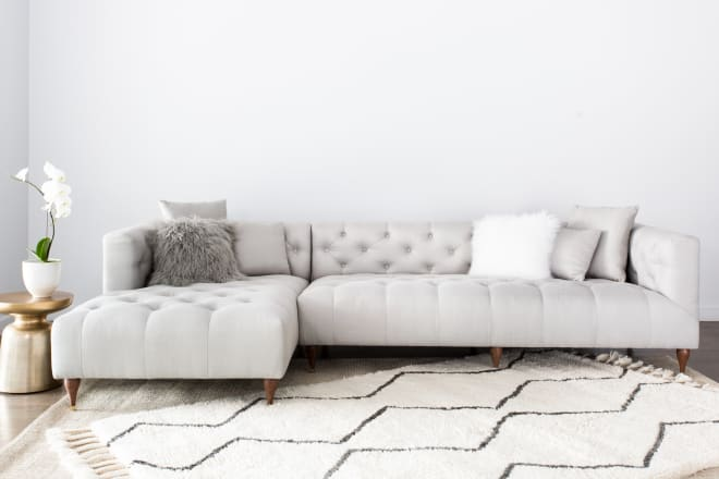 All the Ways You Can Style the Ms. Chesterfield Sofa