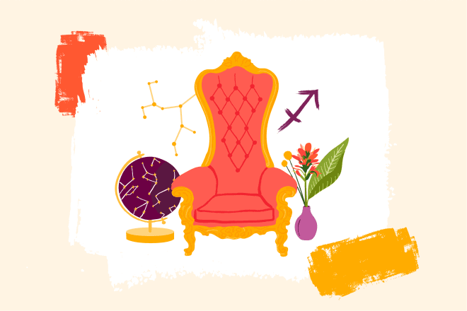 What Sagittarius Season Means for Your Home (and Your Zodiac Sign)