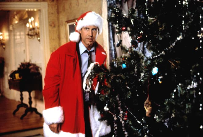 You Can Book a Stay in a 'National Lampoon's Christmas Vacation'-Themed Hotel Suite
