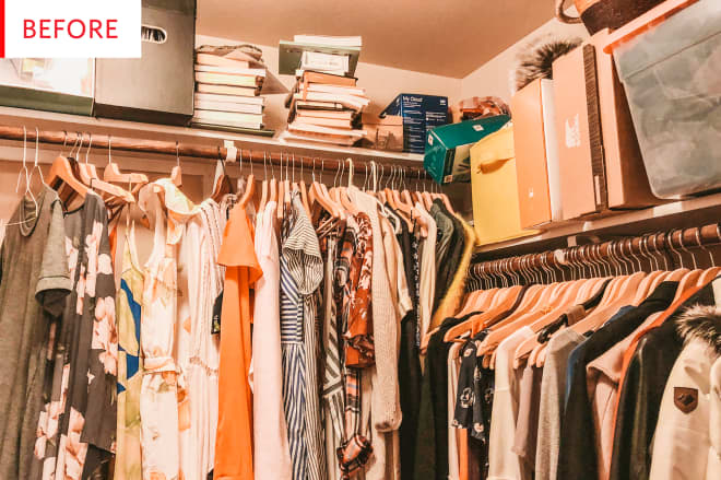 Before and After: The 6 Best Closet Redos We Saw This Year