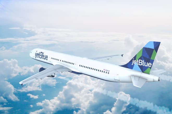 JetBlue Is Having a 20th Birthday Sale with Flights as Low as $20
