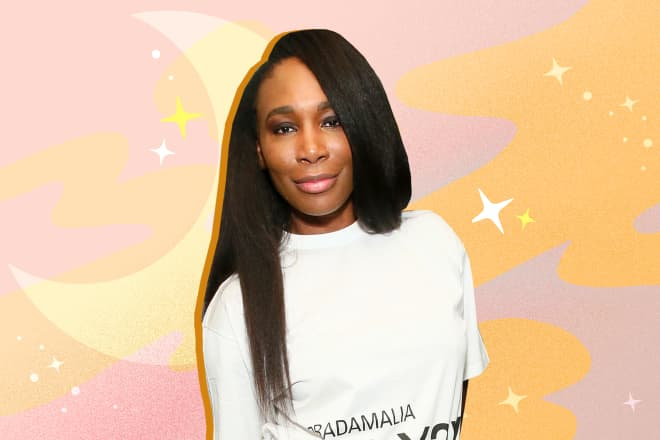 Yes, Venus Williams' Perfect Night In Includes Serena and Olympia