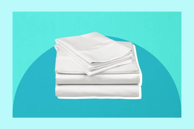 These Amazon Sheets Have Over 3,000 5-Star Reviews—And They're on Sale Today Only