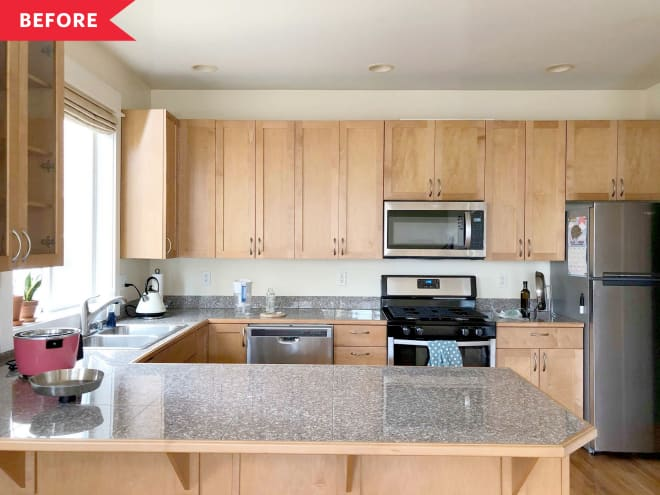Before and After: Little Changes Made a Big Difference in This Kitchen