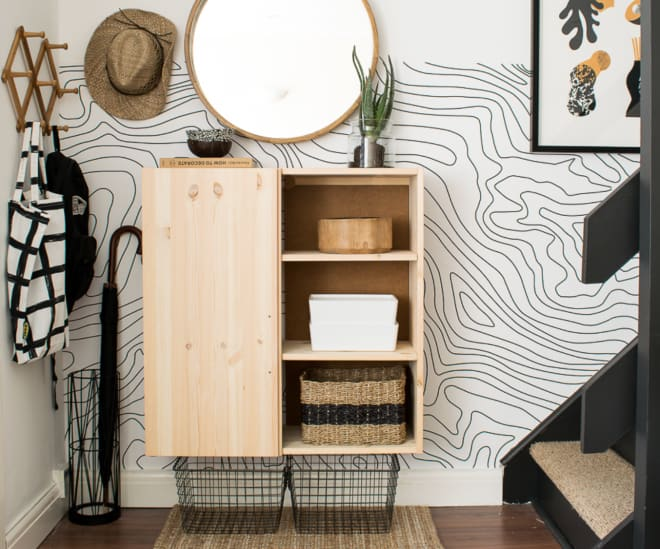 9 Tiny Entryways with Seriously Big Organization Ideas