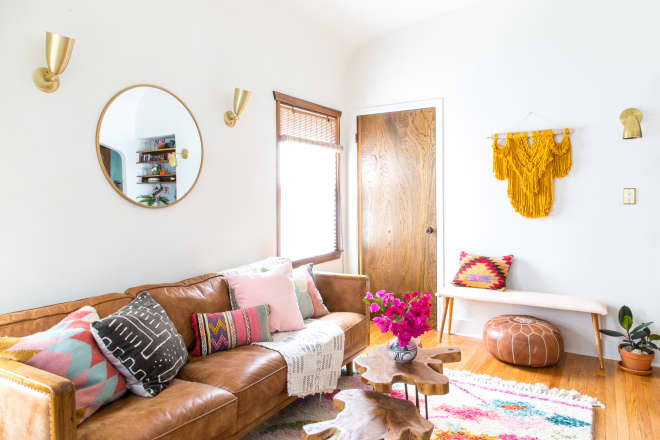 One of Our Favorite Destinations for Mid-Century Style Also Has a Really Good Boho Section