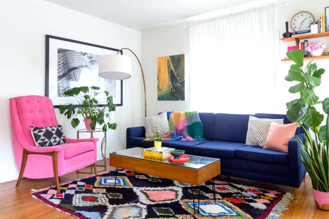 10 Maximalist Rugs That Will Ensure Your Space is Anything But Boring