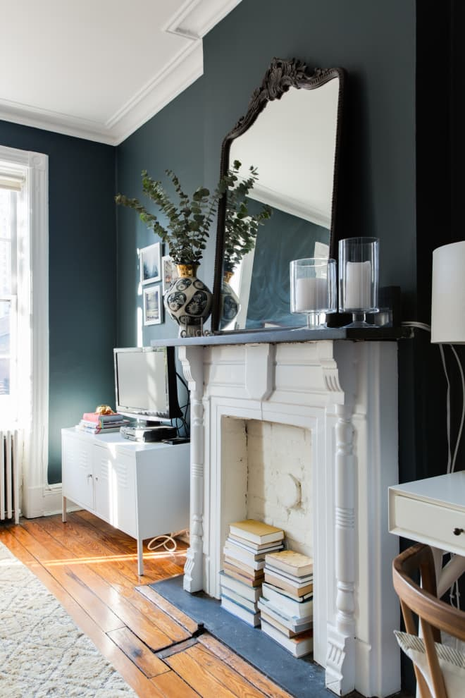 How to Style your Fireplace Mantel Like the Pros