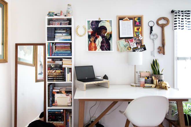 These Are The Only 4 Things That Really Matter in a Home Office