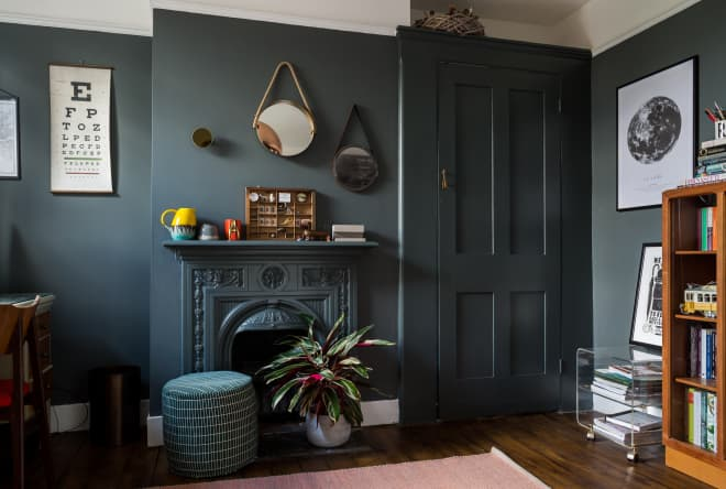 6 No-Fail Tips for Painting with Dark Colors