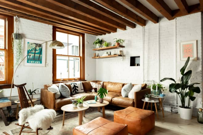 Get the Look: A Scandinavian Chic Home in NYC