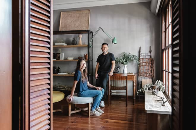 An Interior Design Couple's Buenos Aires Home Will Take Your Breath Away
