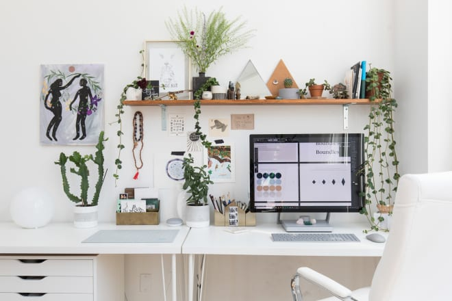 9 Stylish and Space-Saving Home Office Essentials That'll Get You Organized