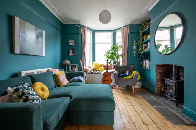 Find Tons Of Decor Inspiration In This Quirky And Colorful