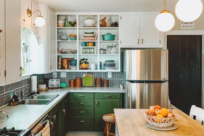This 1950s Farmhouse in Rural Canada Is an Incredibly Charming and Eclectic Bohemian Home