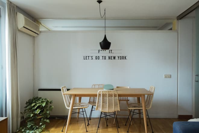 A Minimal Madrid Home Is Sweet, Simple, and Perfect for This Small Family