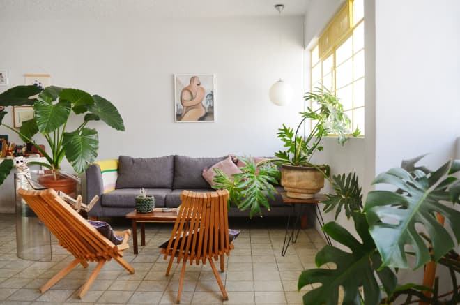 Every Paint Color in This Gorgeous Modern Mexican Home is Our New Favorite