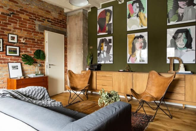 This Berlin Loft Just Exudes Effortless Cool