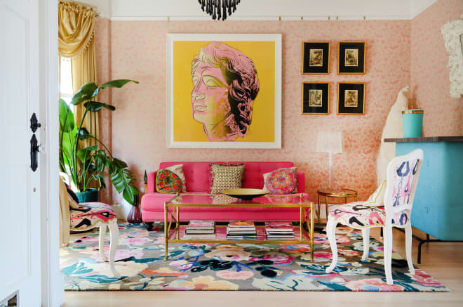 "This Colorful San Francisco House Is Like a ""Victorian on Acid"""