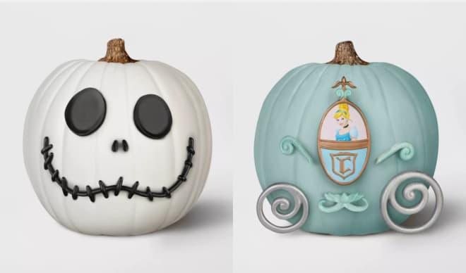 Target Is Selling Disney No-Carve Pumpkin Decorating Kits