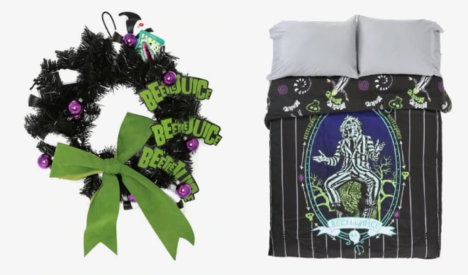 """Hot Topic's """"Beetlejuice"""" Merch Will Make Your Millennium"""