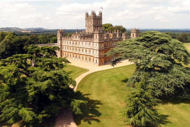 The Real-Life 'Downton Abbey' Is on Airbnb & Here's How You Can Stay There