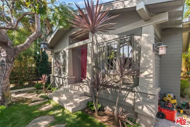 Elijah Wood Is Selling Two Craftsman Bungalows and They're Precious
