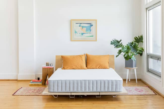 Floyd Launched a Mattress That Pairs With Its Instagram-Worthy Bed, and Now I'm Sleeping So Much Better