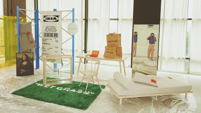 IKEA's New Collaboration Is Hypebeast on a Budget & It's Available Soon