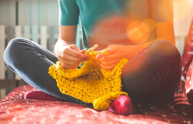 Crocheting Can Make You Feel Calmer, Happier, and More Focused, According to This Survey