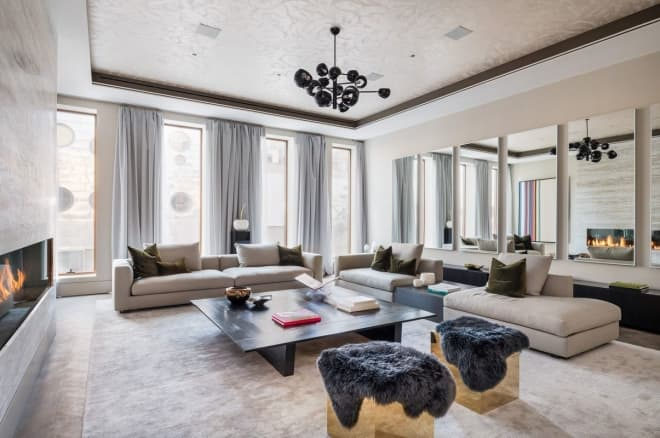 We Just Want to Take Another Look at Lady Gaga's $18M NYC Townhouse