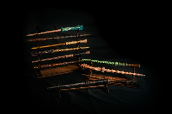 Move Over, Ollivander: These Wands Magically Light Up (Even If You're a Muggle)