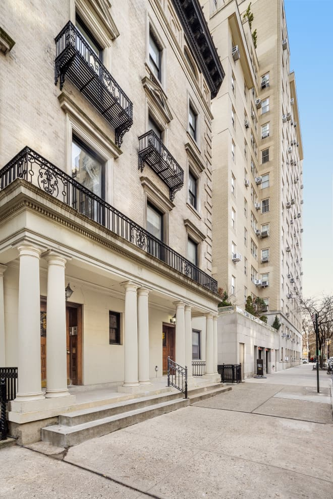 The NYC Townhouse Where Eleanor and Franklin Roosevelt Were Married Is Now for Sale