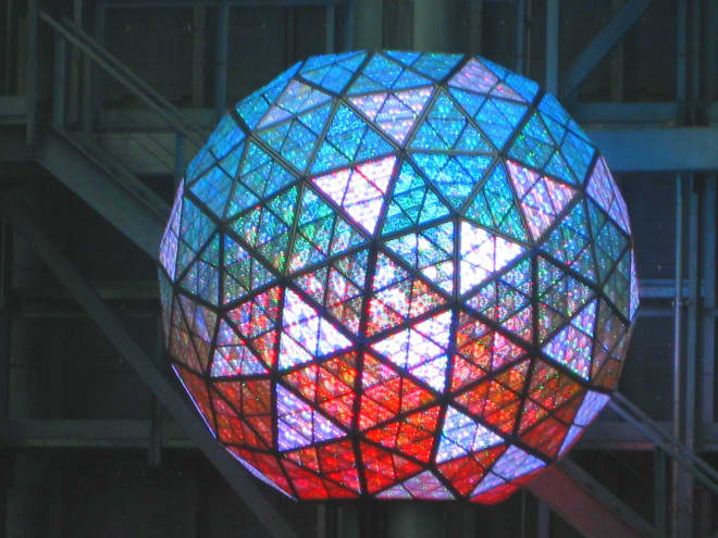 Times Square Ball Designer Explains How the 12,000-Pound Icon Was Made