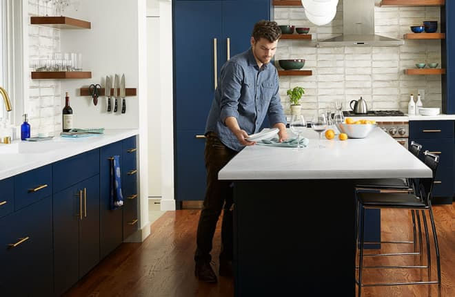 If You Have Marble Dreams and a Laminate Budget, We Found Your Perfect Countertop
